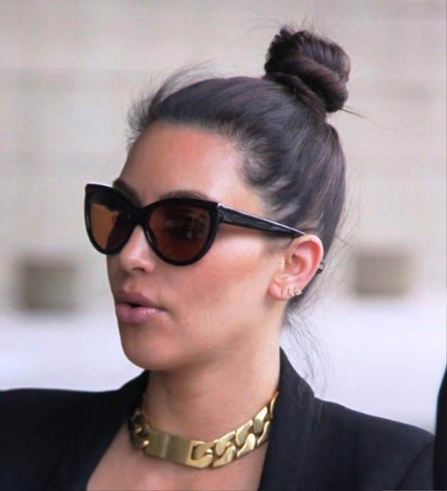 Hair Knot Hairstyle