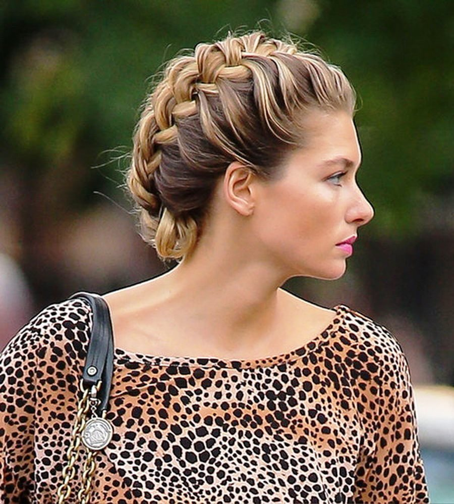 Pictures Of Hairstyles For Long Hair For School