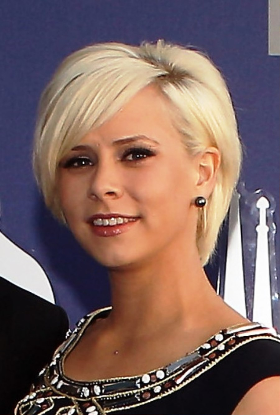 <b>Holly Sweeney</b> Short Bob Haircut - Holly-Sweeney-Short-Bob-Haircut