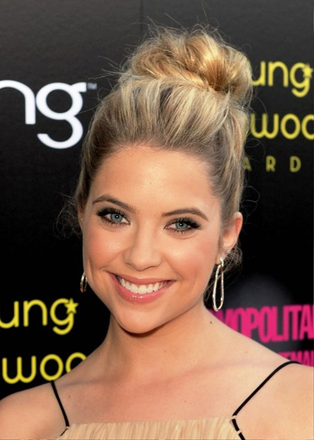 Homecoming Hairstyles For Long Hair Bun Updo