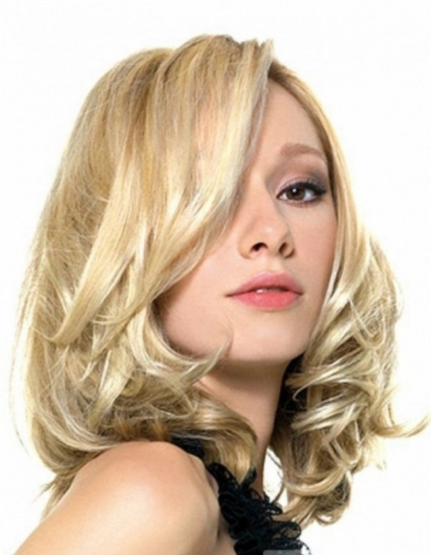 How To Style Medium Hair Quickly