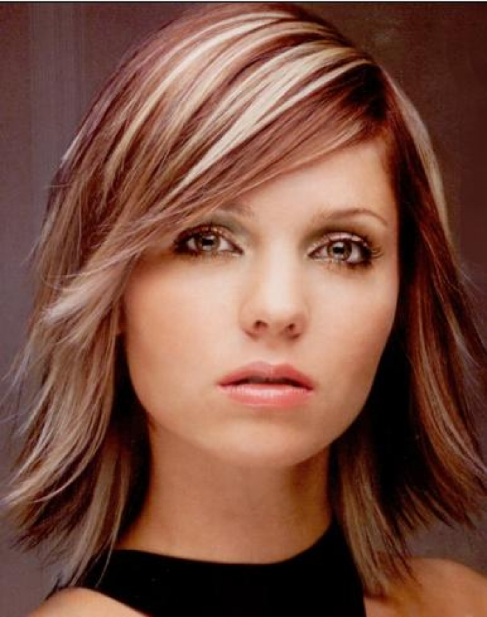 Fantastic Inverted Bob Hairstyles Medium Length Hair Best Hairstyles 2017 Hairstyle Inspiration Daily Dogsangcom