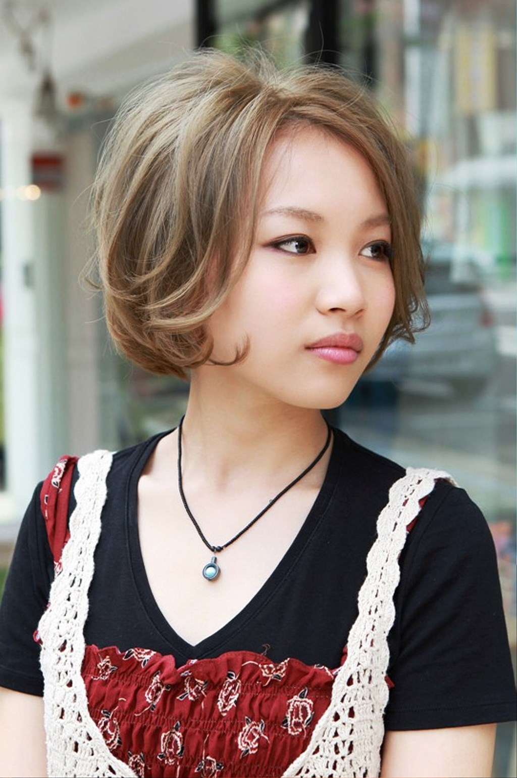 Remarkable Pictures Of Japanese Curly Bob Hairstyles 2013 Short Hairstyles For Black Women Fulllsitofus