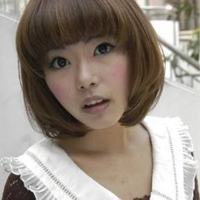 Japanese Girls Hairstyle