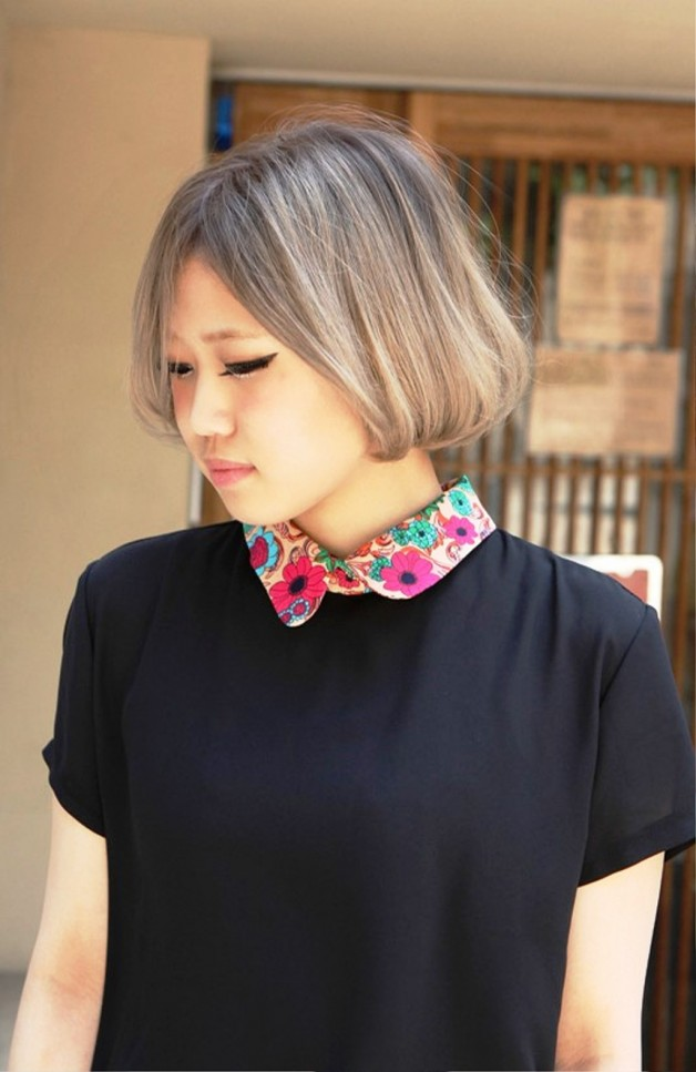 Japanese Girls Hairstyles 2013