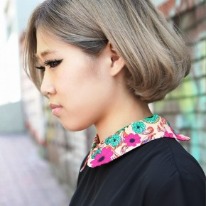 Japanese Girls Short Bob Hairstyles