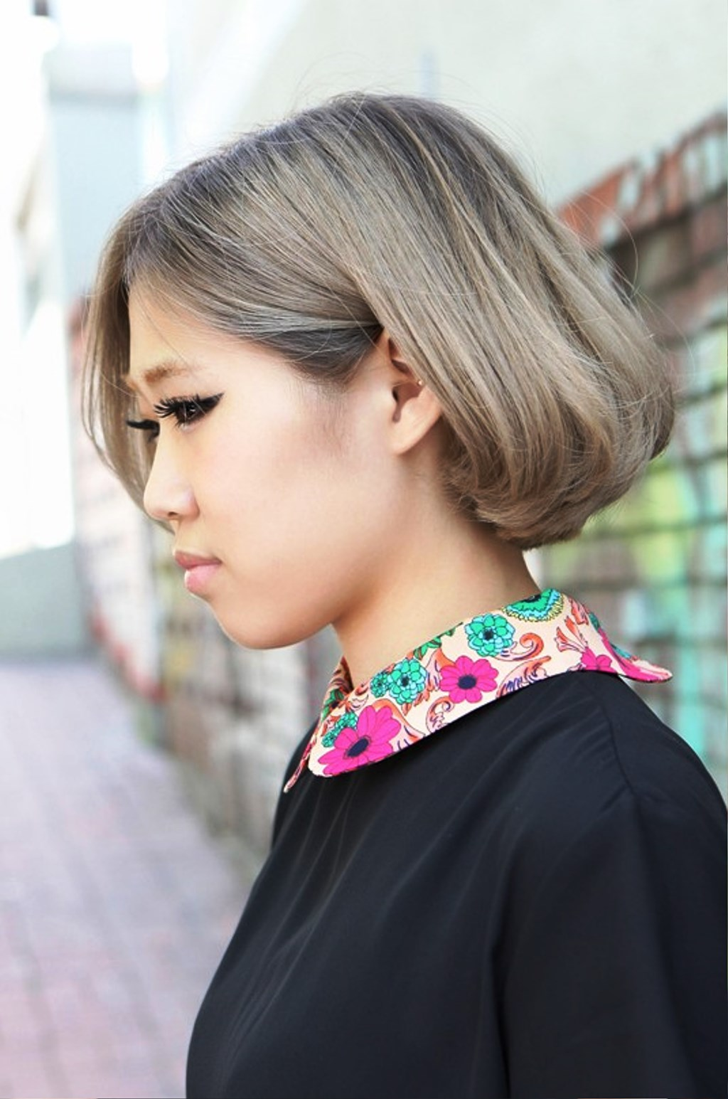 Pictures Of Japanese Girls Short Bob Hairstyles