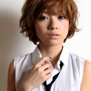Japanese Girls Short Haircut