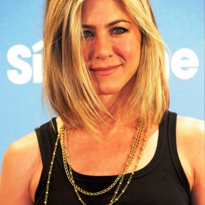 Jennifer Aniston Lob Hairstyle