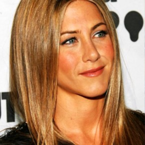 Jennifer Aniston Long Sleek Hairstyle