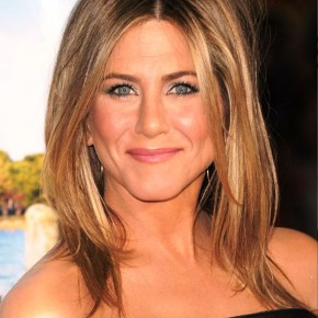 Jennifer Aniston Medium Straight Hairstyles