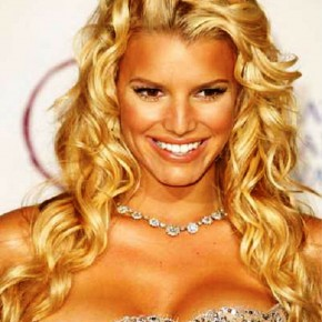 Jessica Simpson Formal Hairstyles
