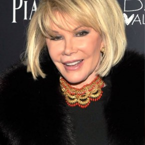 Joan Rivers Short Bob Hairstyle
