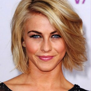 Julianne Hough Short Bob Hairstyle
