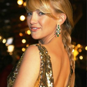 Kate Hudson Red Carpet Braided Hairstyles1