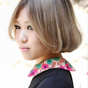 Kawaii Short Bob Haircut