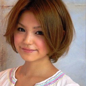 Kawaii Short Japanese Haircut