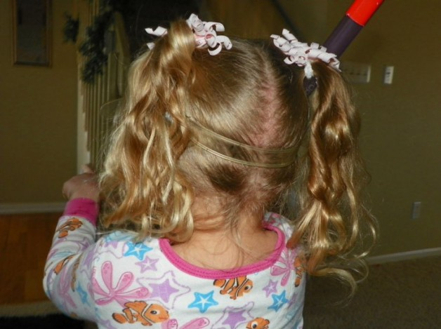 Kids Easter Hairstyles