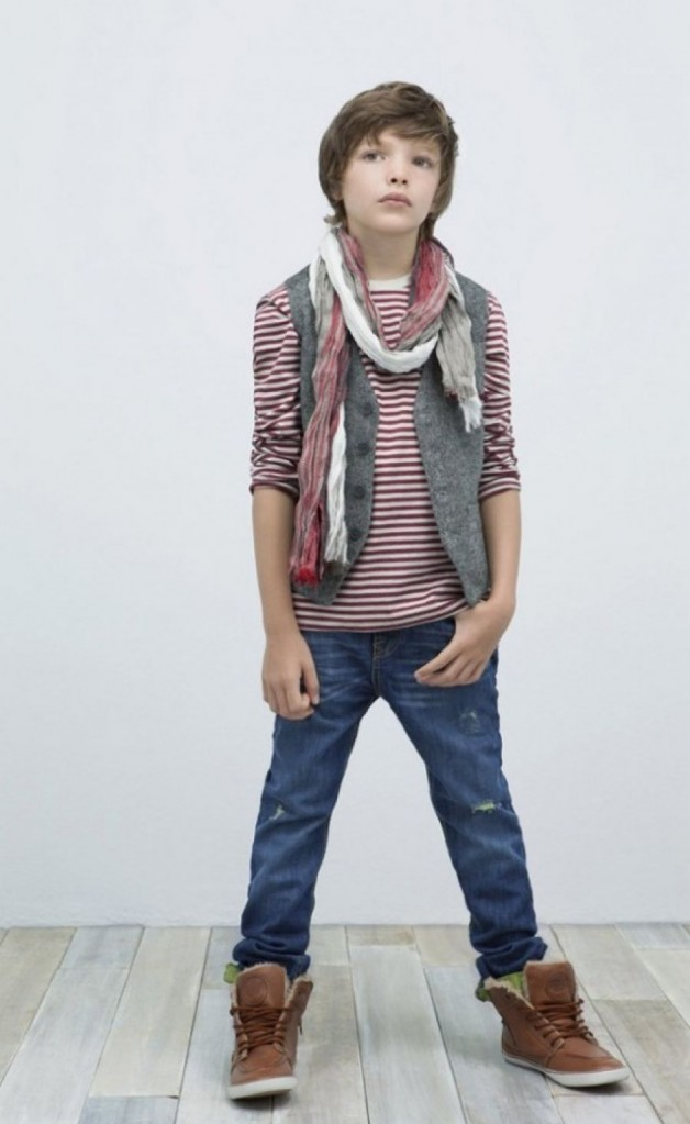 Kids Hairstyles 2013 For Boys