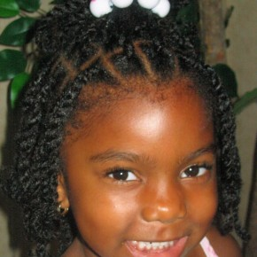 Kids Hairstyles African American Girls