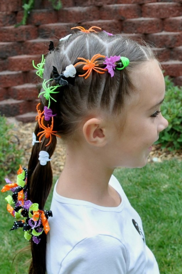 Kids Hairstyles For African Girls