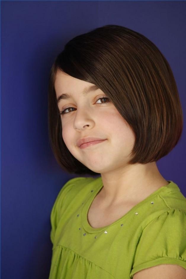 Kids Hairstyles For Short Hair