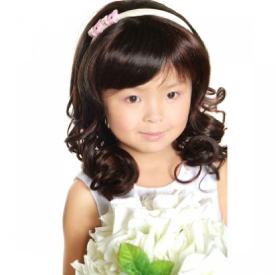 long hairstyles no bangs : Pictures of Kids Hairstyles Long Straight Hair
