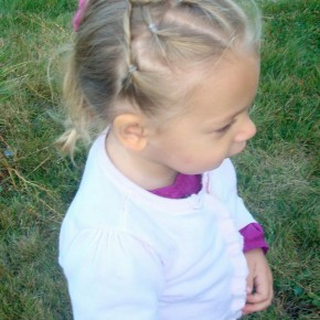 Kids Hairstyles With Rubber Bands