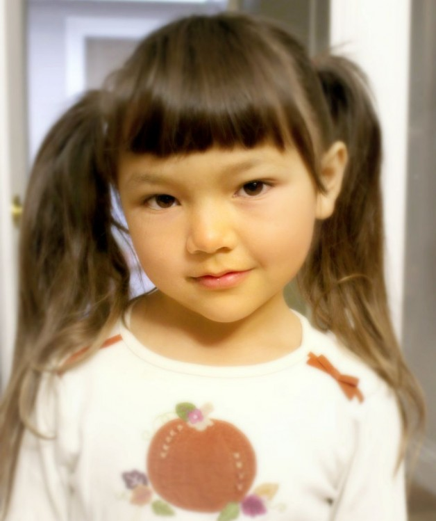 Kids Korean Hairstyle