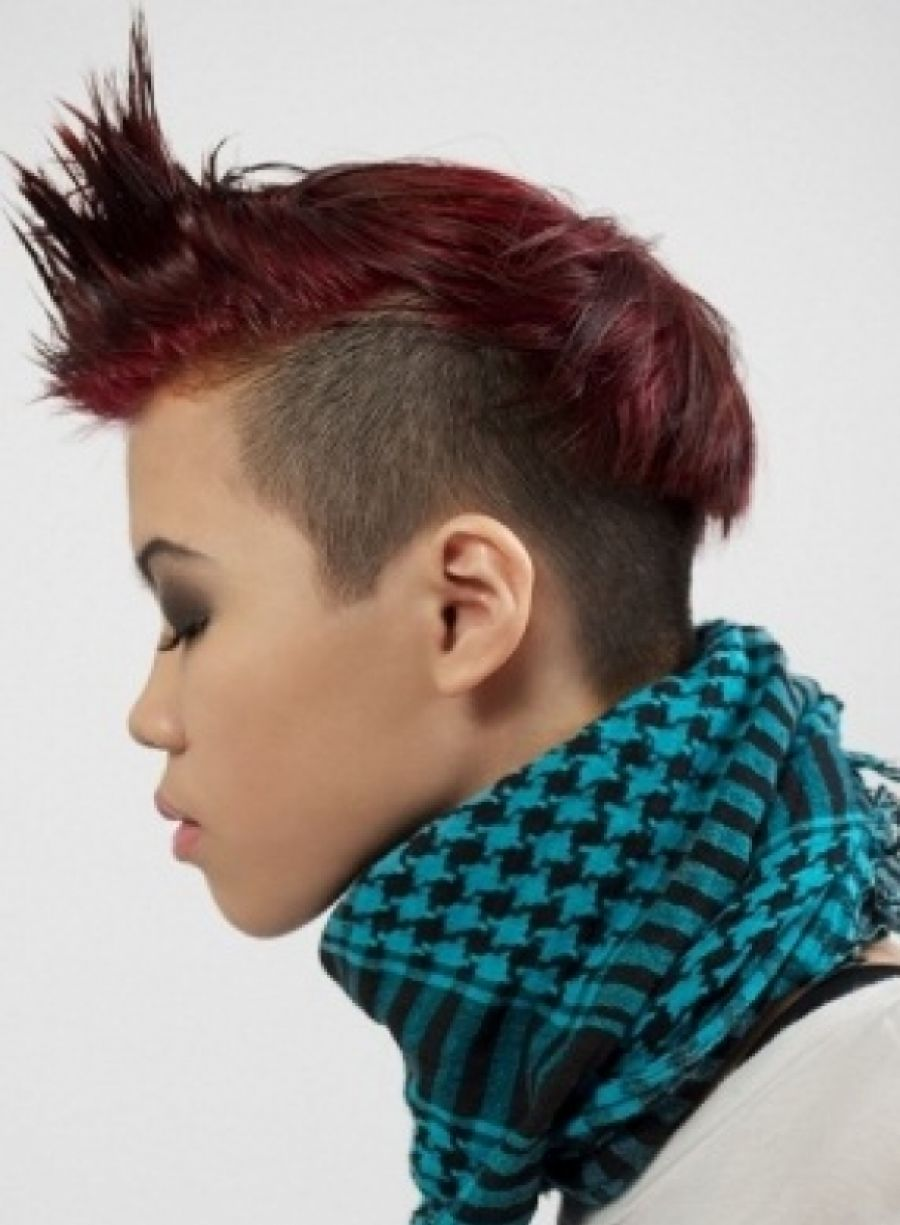 Outstanding Pictures Of Kids Mohawk Hairstyles 2010 Short Hairstyles Gunalazisus