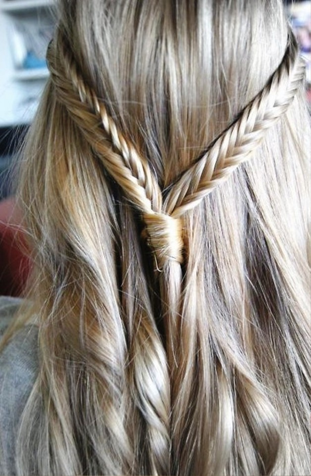 Latest New Waterfall Braid