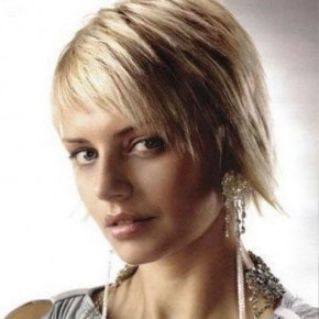 Latest Short Hairstyles Ideas