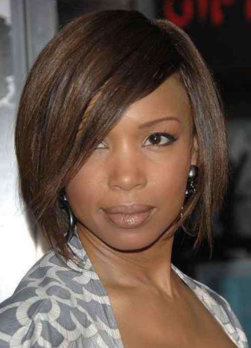 Pictures of latest short hairstyles for black women