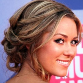 Lauren Conrad Braided Bun