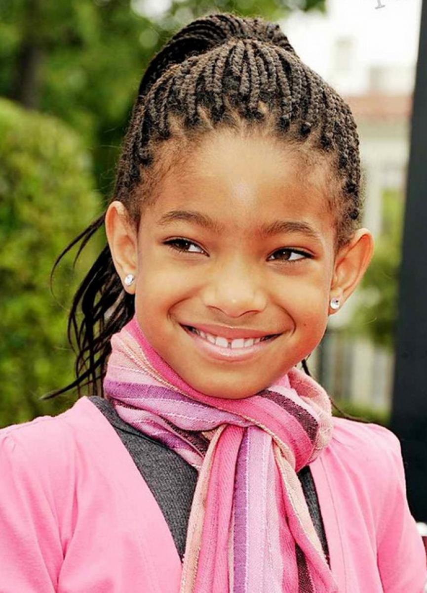 Pictures Of Little Black Girls Braided Hairstyles