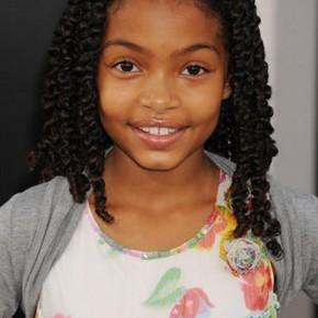 Little Black Girls Hairstyles 2013