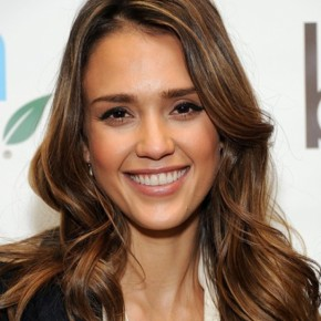 Long Bob Hairstyles Jessica Alba