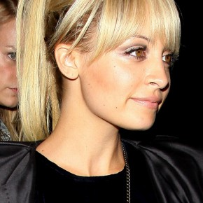 Long Bob Hairstyles Nicole Richie