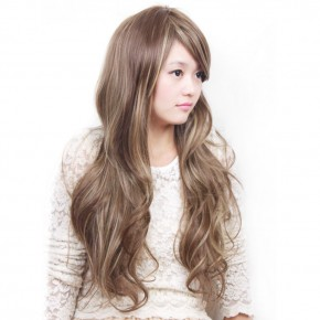 Long Hair Highlights
