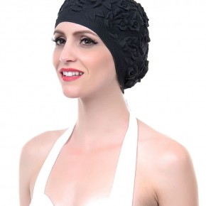 Long Hair Swim Cap