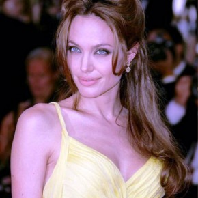 Long Hairstyles By Angelina Jolie