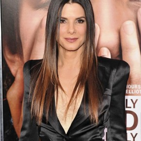 Long Sleek Hairstyle 2013