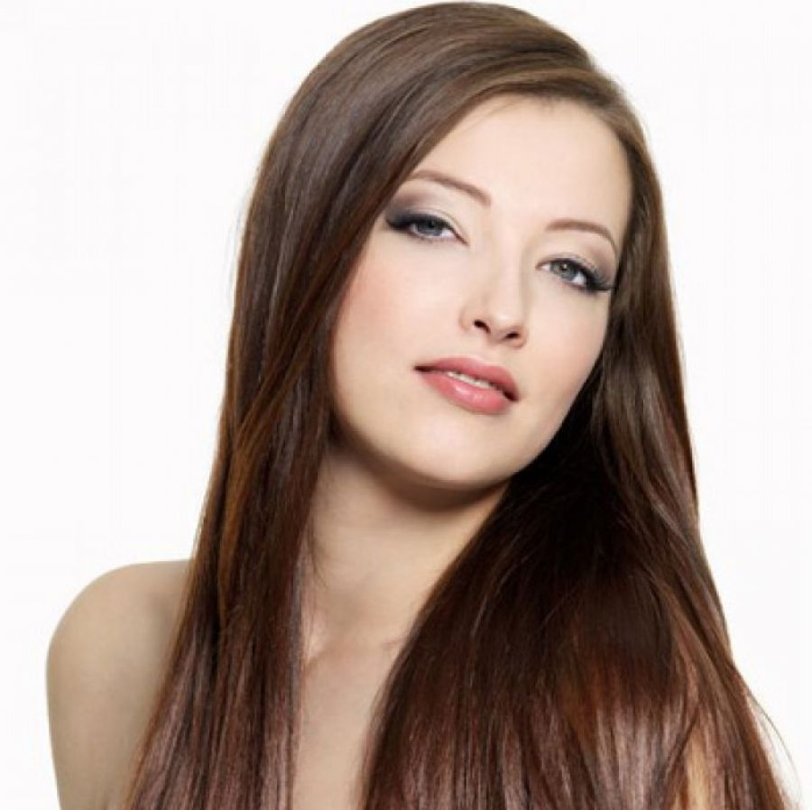 Pictures Of Medium Brown Hair 5