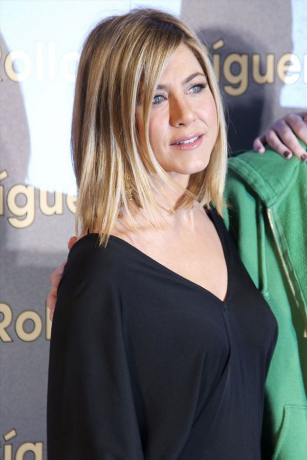 Medium Hair Jennifer Aniston