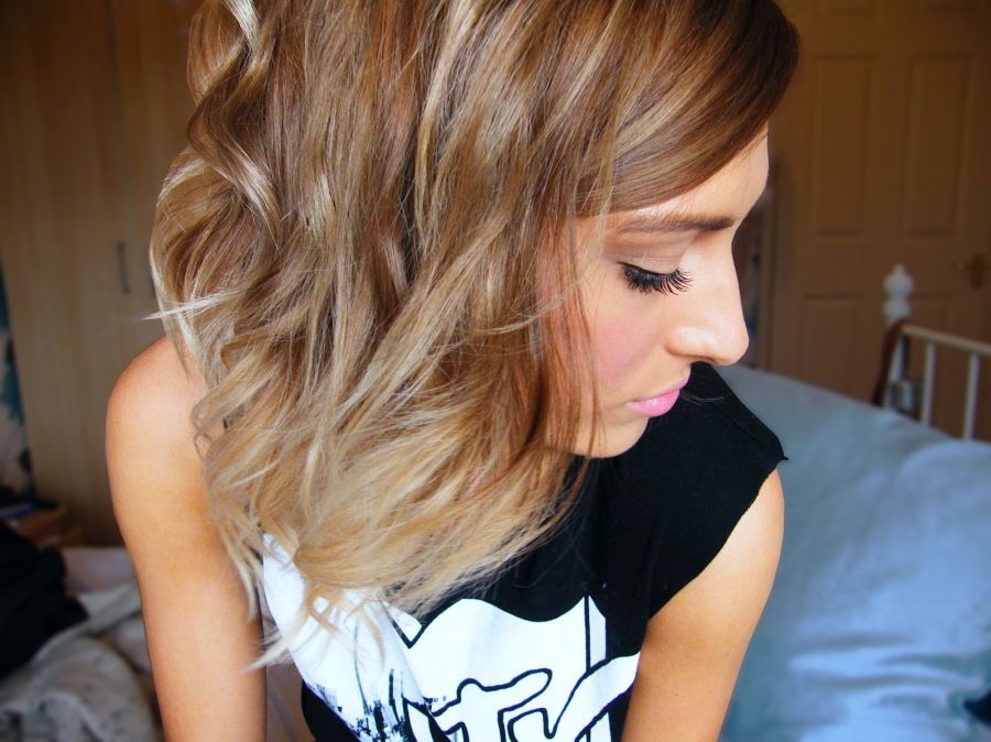 Pictures of Medium Hair Ombre Tumblr