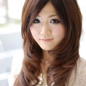 Medium Japanese Hairstyles
