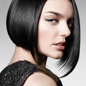 Medium Black Bob Hairstyles