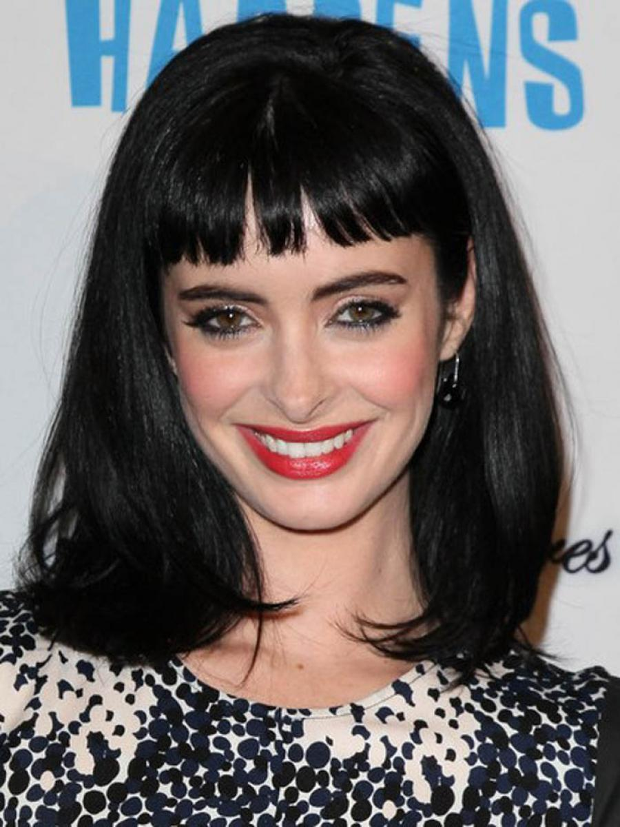 Enjoyable Pictures Of Medium Black Hairstyles With Bangs Hairstyles For Women Draintrainus