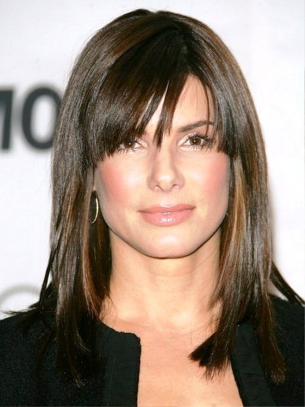 Medium Length Hair Styles 2013