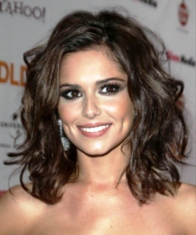 Surprising Shoulder Length Haircuts For Fine Curly Hair Short Curly Hair Short Hairstyles Gunalazisus